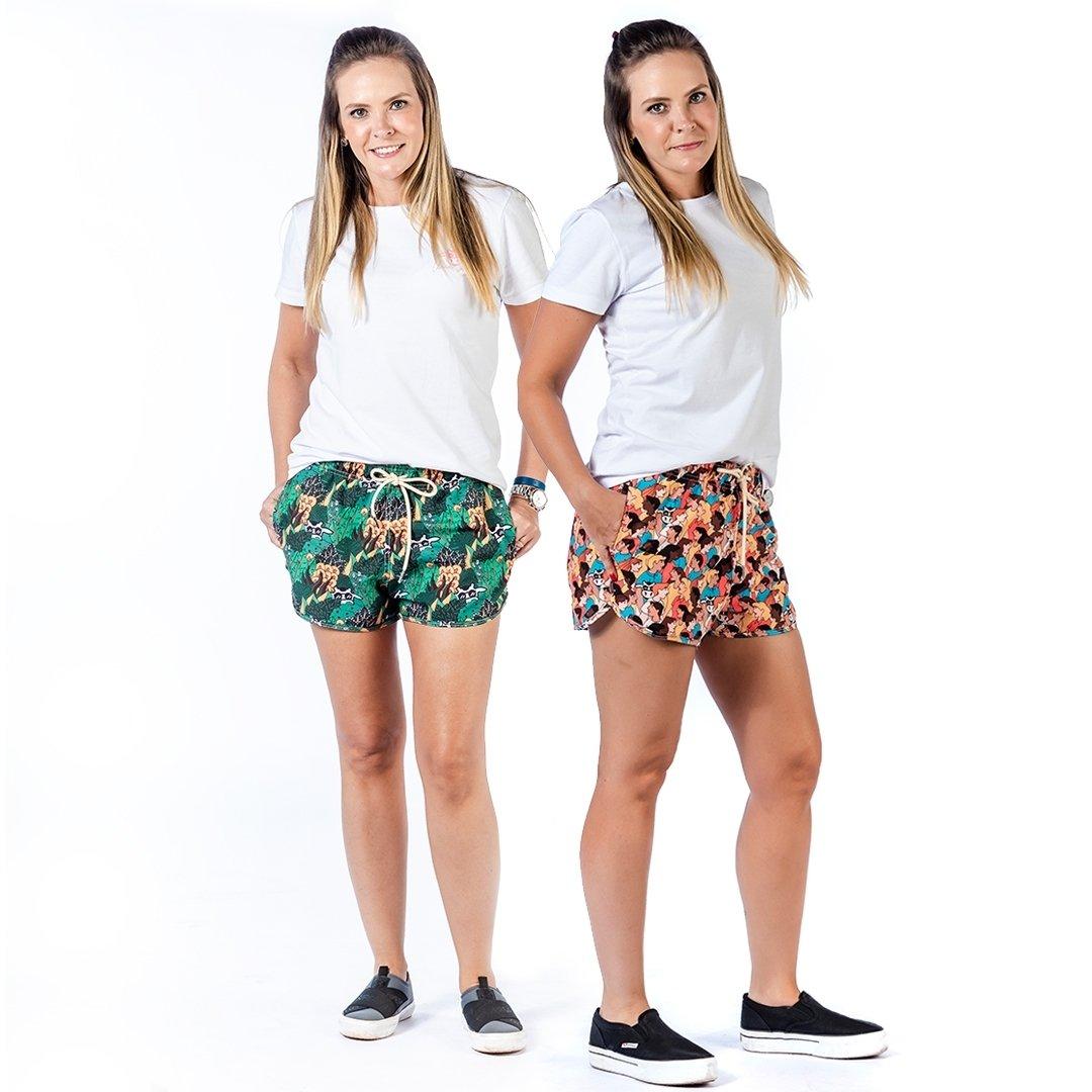 COMBO Feminino - Coleção Blandine Amazonie + Personnes