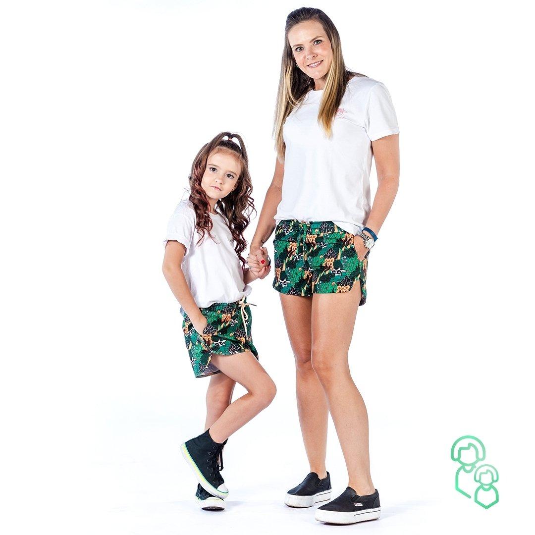 COMBO Mãe + Filha - Coleção Blandine Amazonie