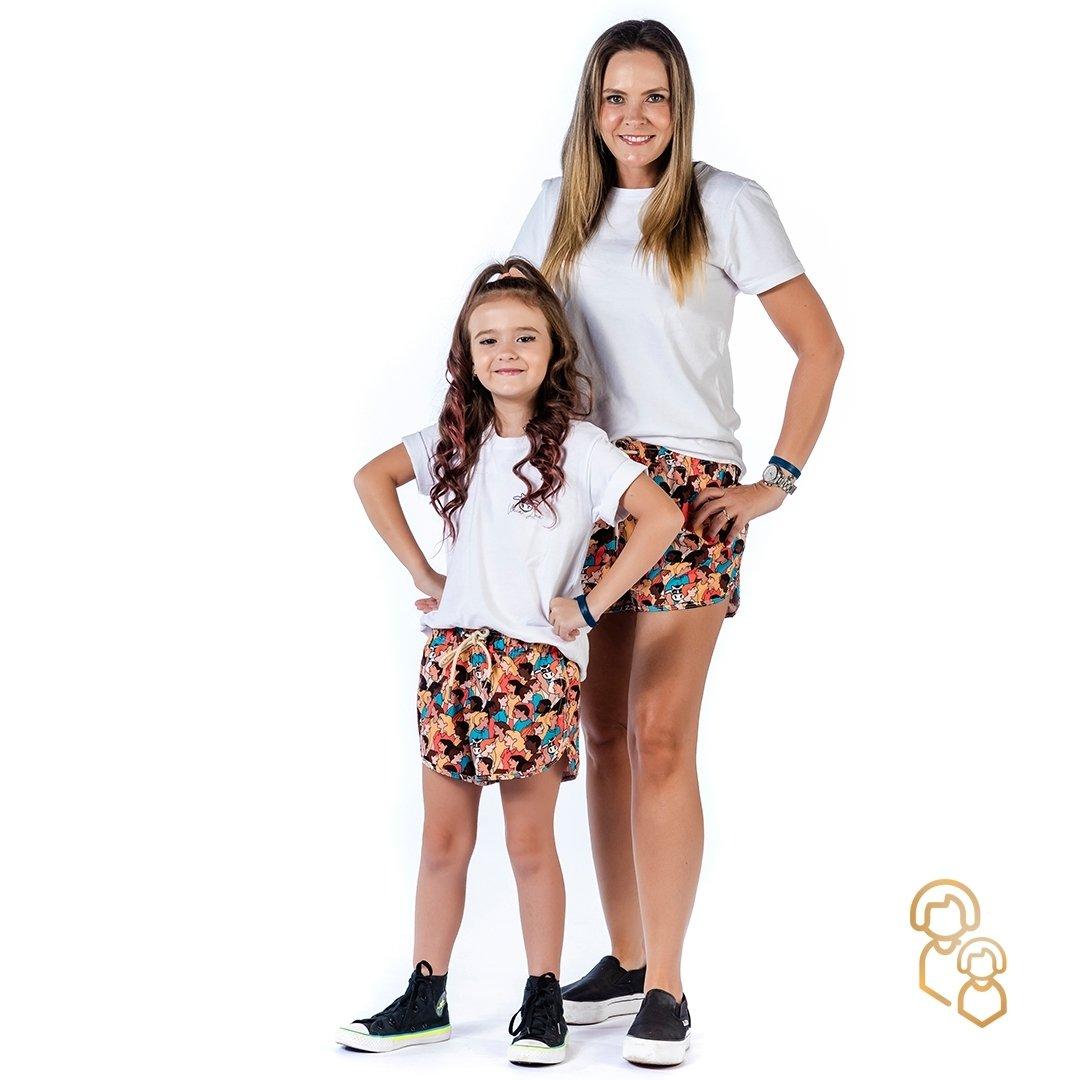 COMBO Mãe + Filha - Coleção Blandine Personnes