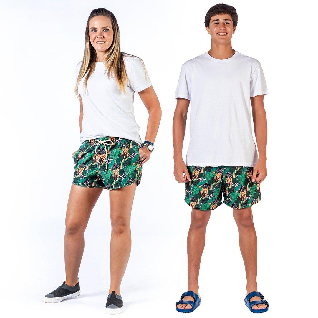 COMBO Masculino + Feminino - Coleção Blandine Amazonie
