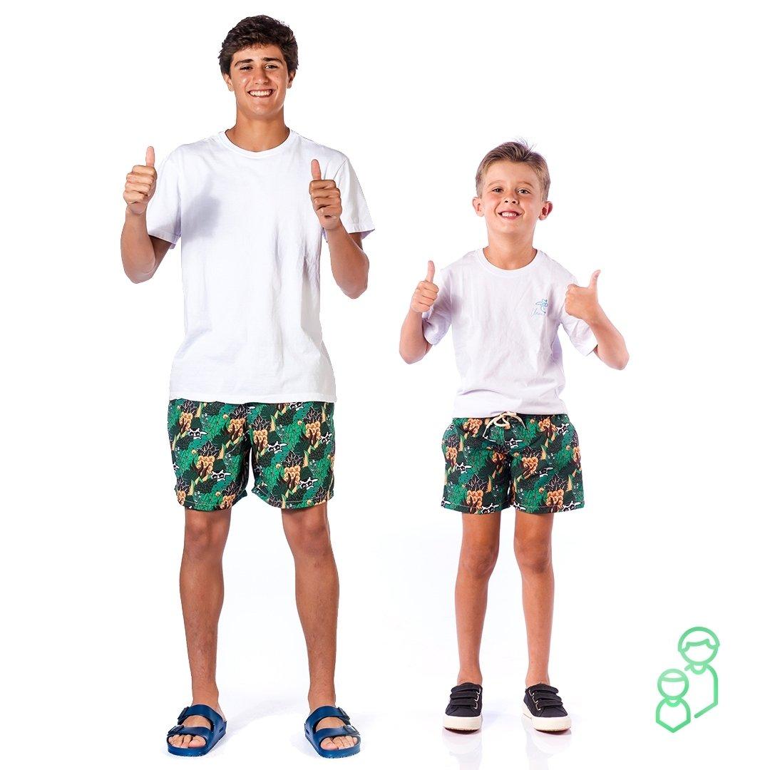COMBO Pai + Filho - Coleção Blandine Amazonie