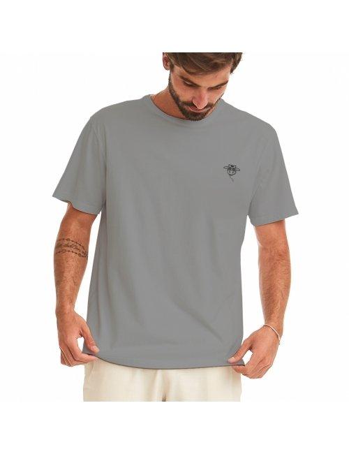 Camiseta do Bem Unissex - Cinza Escuro