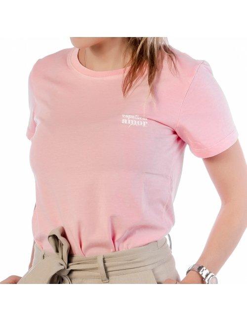 Camiseta Feminina Dia do Amor - Rosa
