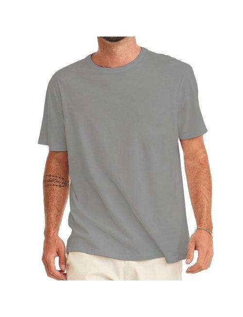 Camiseta Personalizada Vaca Lôca - Cinza