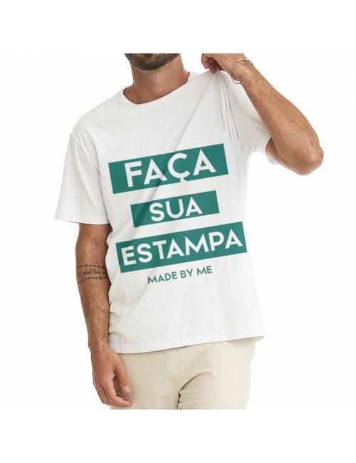 Camiseta Personalizada Vaca Lôca - Branca