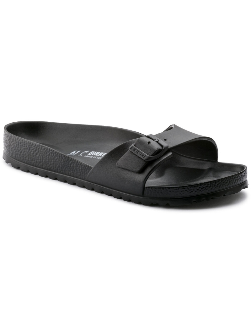 BIRKENSTOCK - Sandália Madrid Essentials Essentials EVA - Black