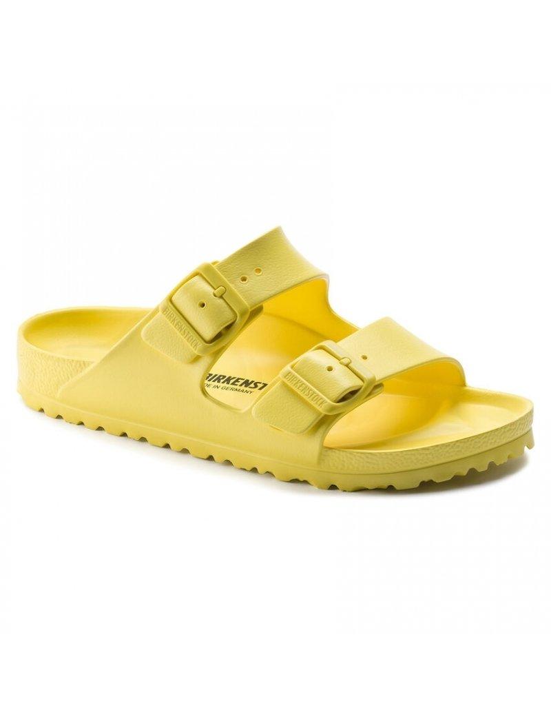 BIRKENSTOCK - Sandália Arizona EVA - Vibrant Yellow
