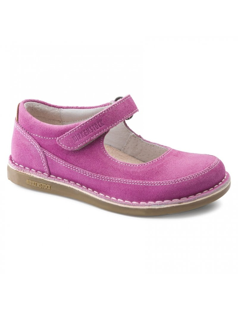 BIRKENSTOCK - Sapato June Kids VL - Pink