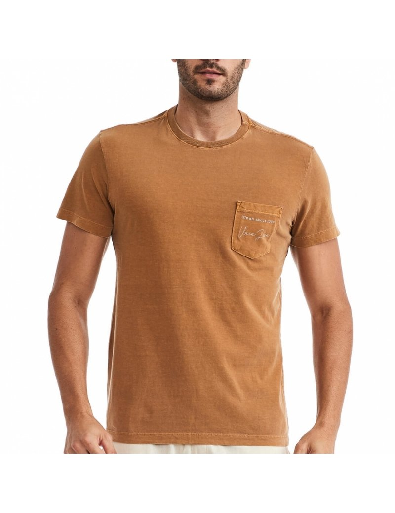 Camiseta Bolso Masculina Caramelo - Its All About Love