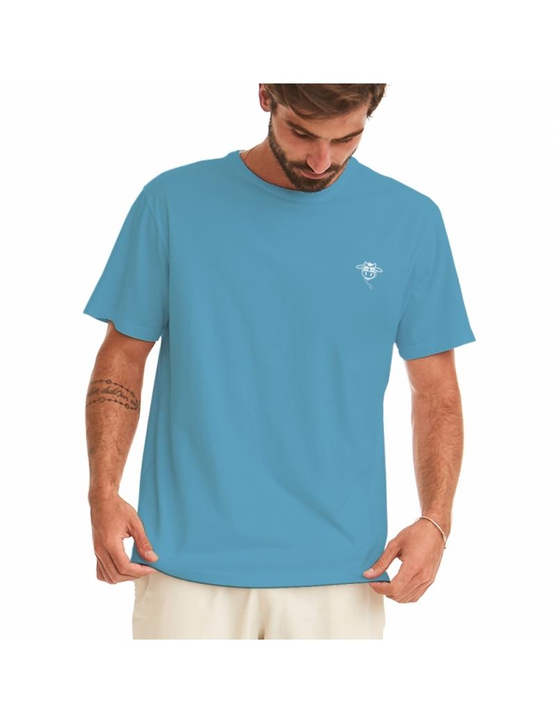 Camiseta do Bem Unissex - Azul