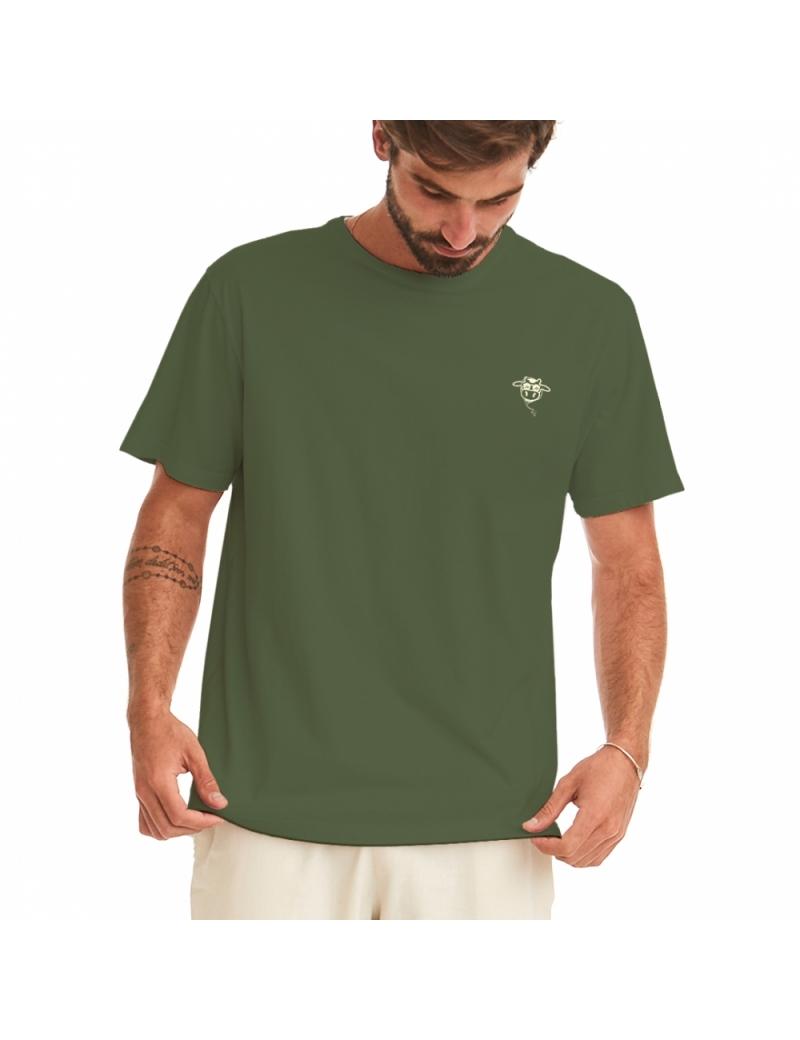 Camiseta do Bem Unissex - Verde