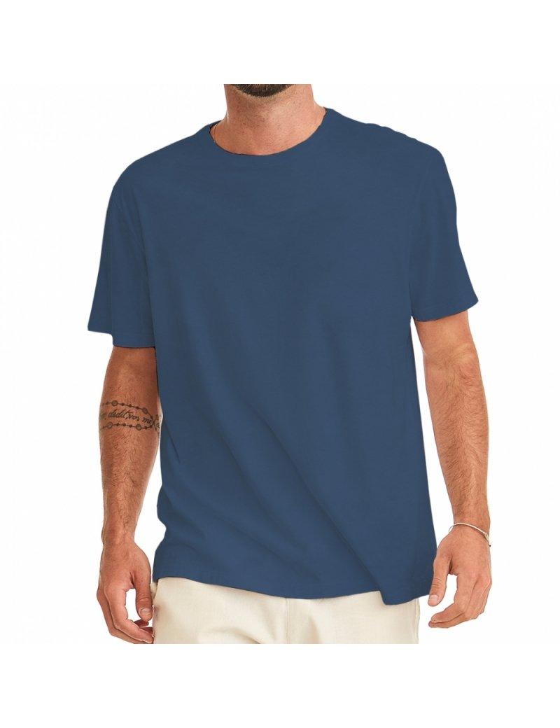 Camiseta Personalizada Vaca Lôca - Azul Escuro