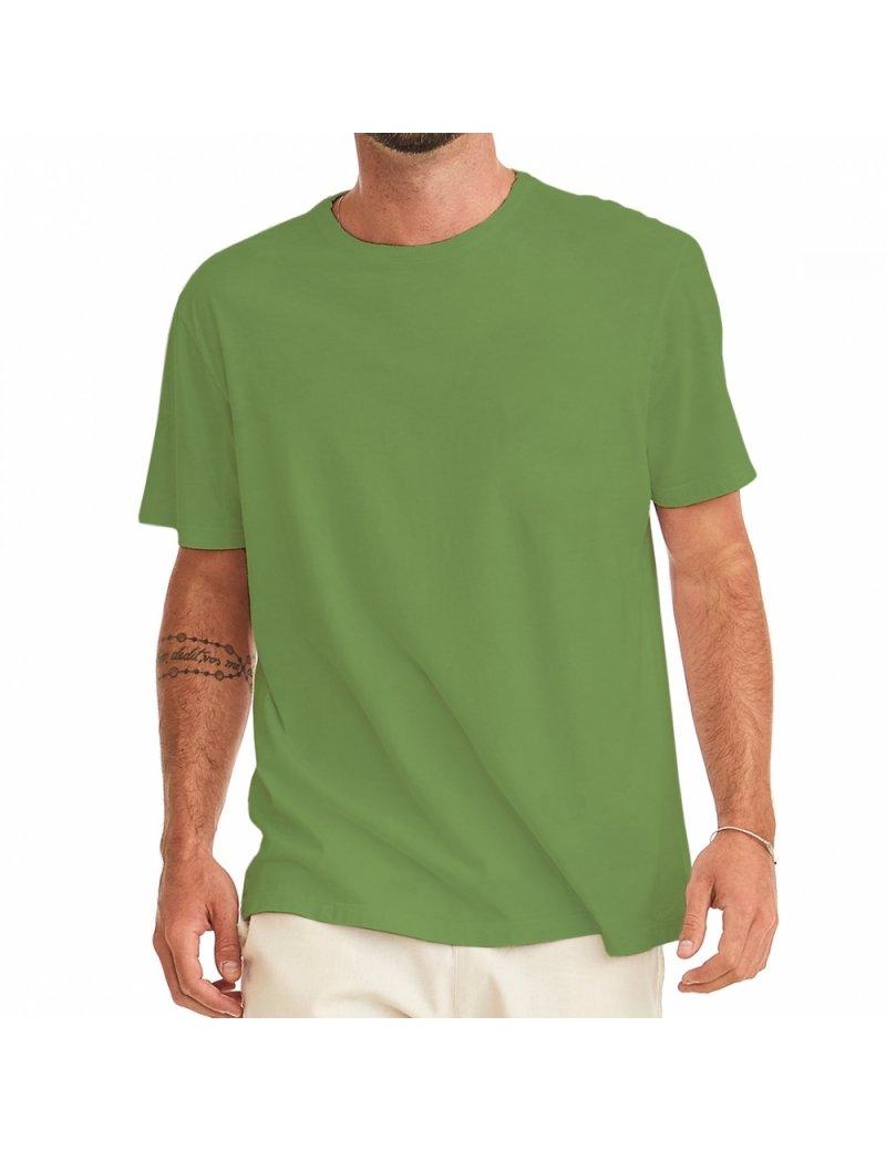 Camiseta Personalizada Vaca Lôca - Verde Militar