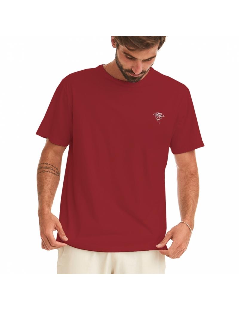 Camiseta do Bem Unissex - Vermelha