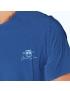 Camiseta Masculina Vaca Lôca Sem Barra - Azul
