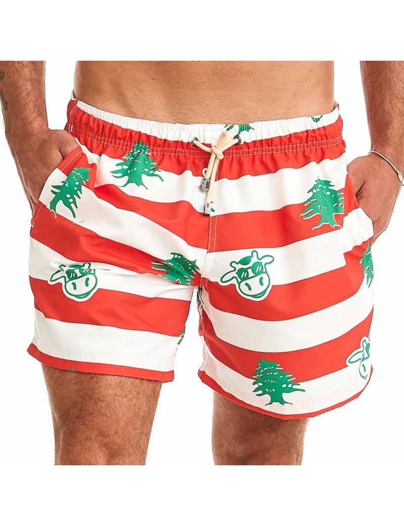 Short Masculino - Líbano