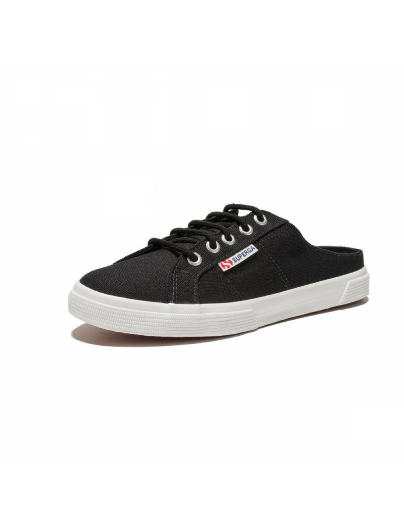 Superga 2288 Babuche Canvas - Black