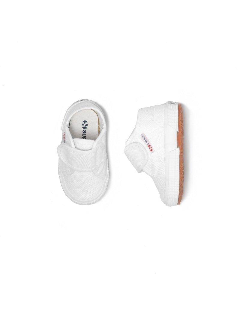 Superga 2750 BSTRAP Baby - Branco